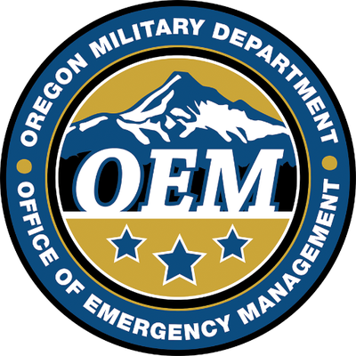 Oregon Emergency Management logo