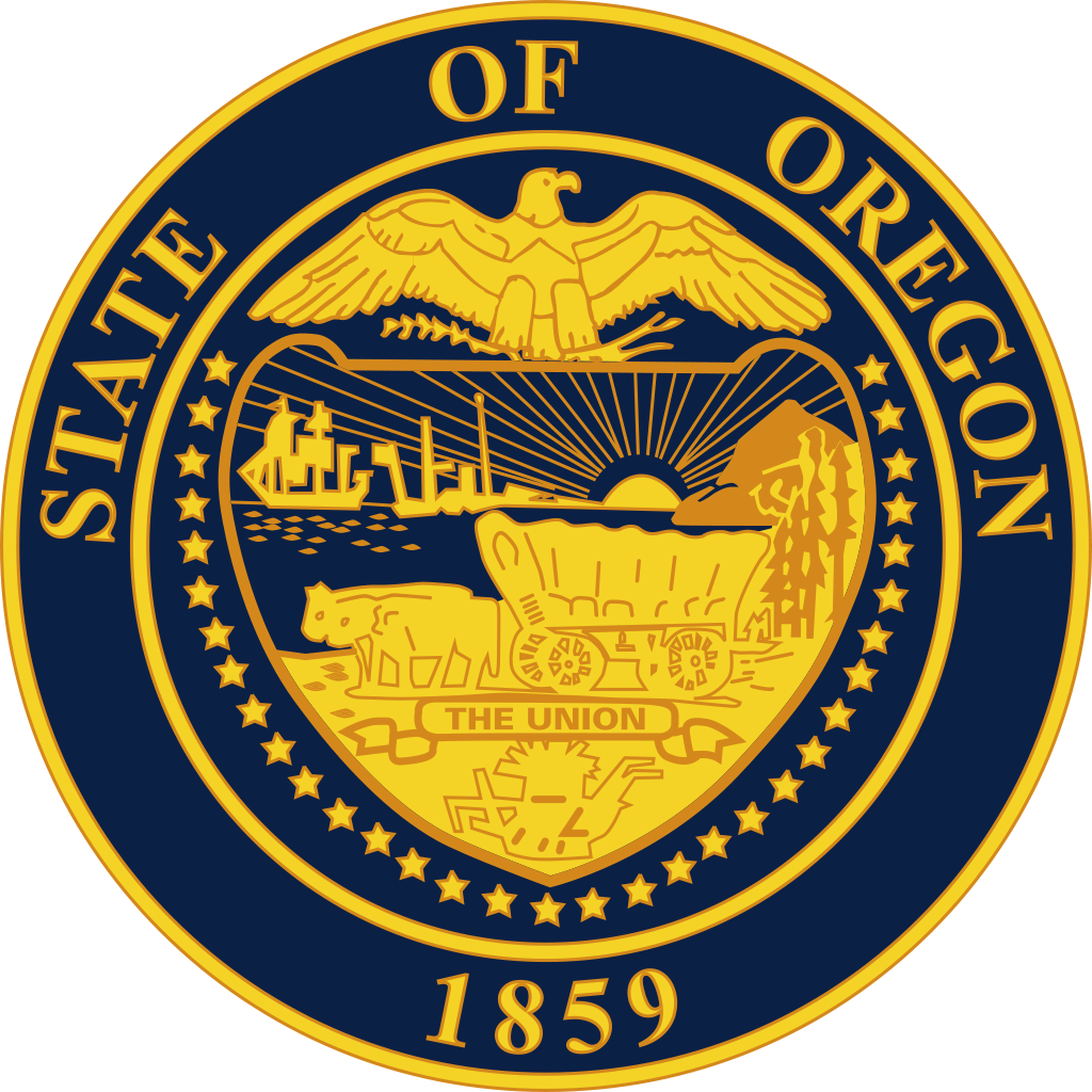 State of Oregon seal
