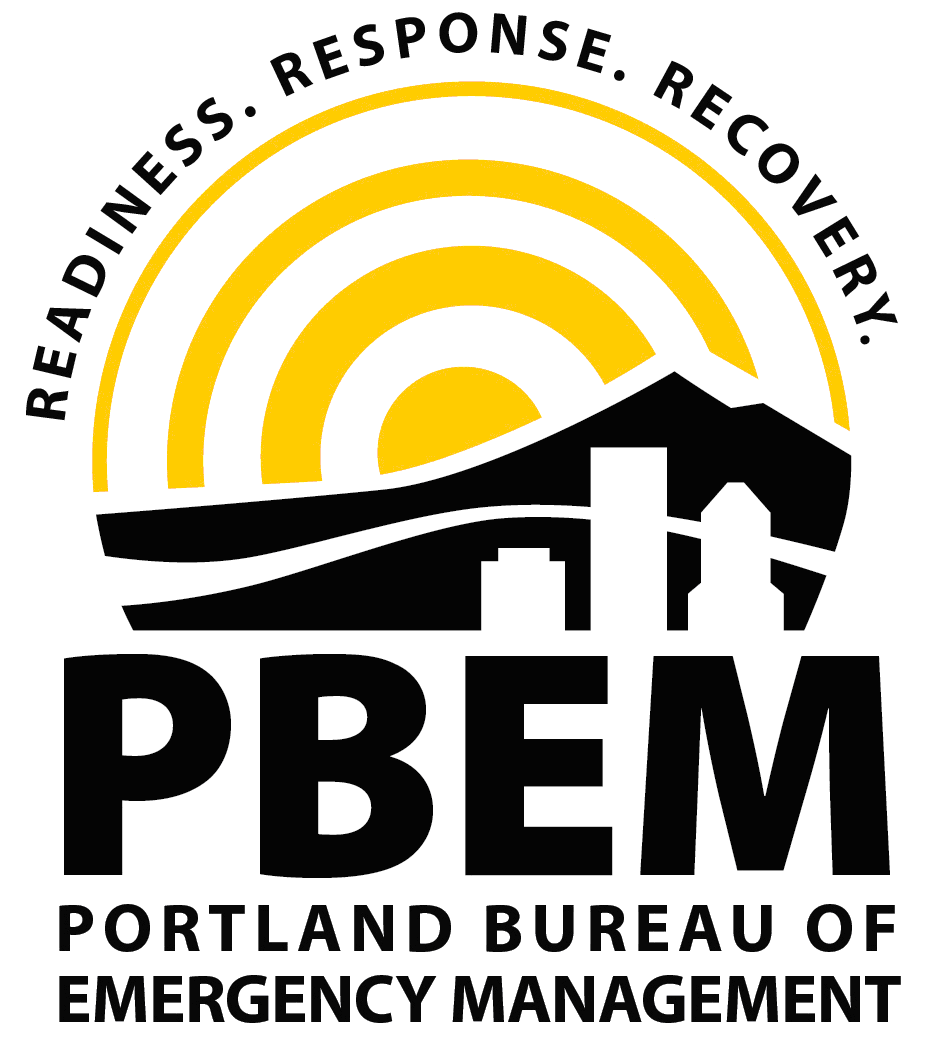 Portland Bureau of Emergency Management logo