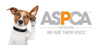 ASPCA logo, links to site